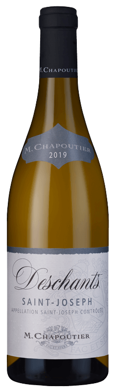 M Chapoutier Deschants Blanc 2019