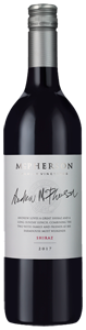 Andrew McPherson Family Series Andrew's Shiraz 2017