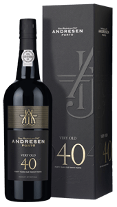 Andresen 40-year-old Tawny Port