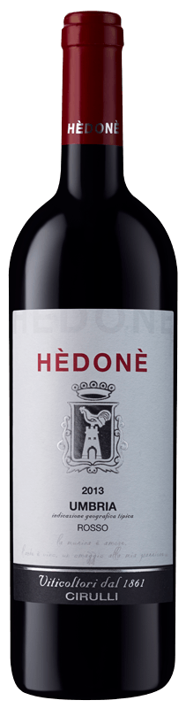 Hedone Rosso 2013