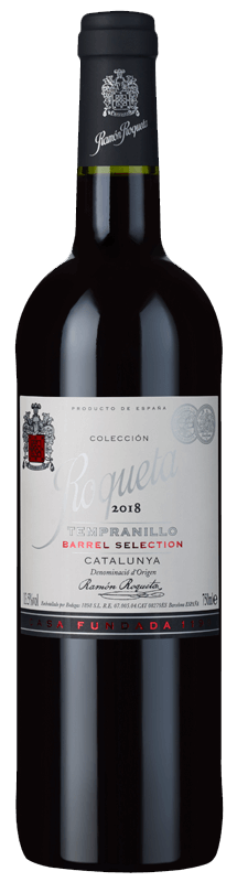 Ramón Roqueta Tempranillo  Barrel Selection 2018