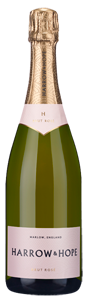 Harrow & Hope Brut Rosé 2017
