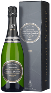 Champagne Laurent-Perrier Millésimé (in gift box) 2008