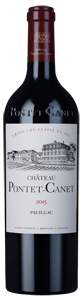 Chateau Pontet Canet Pauillac 5eme Cru Classes C12 2015