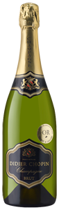Didier Chopin Brut Champagne