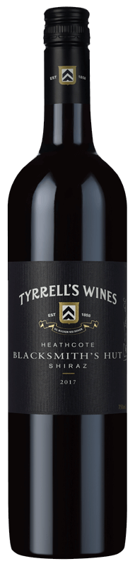 Tyrrell's Blacksmith's Hut Shiraz 2017
