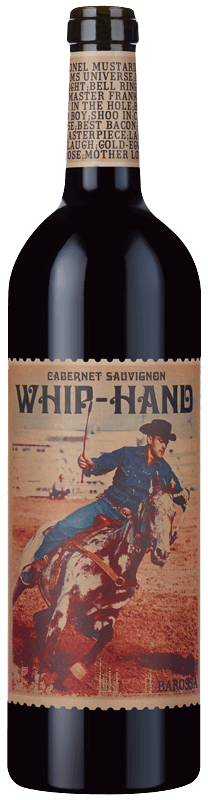 Whip-Hand Barossa Cabernet Sauvignon by RedHeads Studio 2018