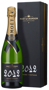 Champagne Moët & Chandon Grand Vintage (in gift box) 2012
