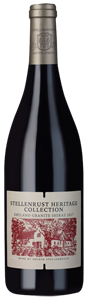 Stellenrust Heritage Collection Dryland Granite Shiraz 2017