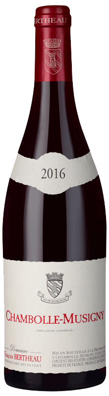 Domaine Francois Bertheau Chambolle-Musigny 2016