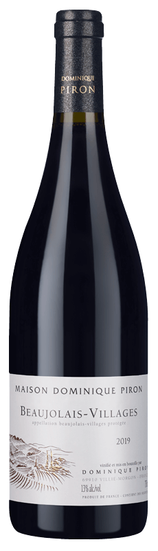 Maison Dominique Piron Beaujolais-Villages 2019