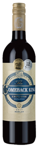 The Comeback King Merlot 2017