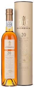Andresen 20-year-old White Port (50cl)