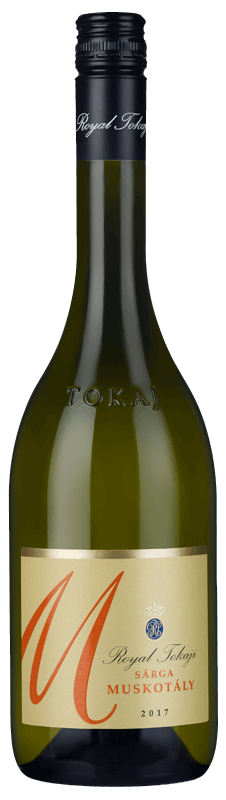 Royal Tokaji Yellow Muscat 2017