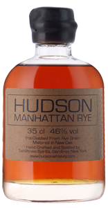 Hudson Manhattan Rye Whiskey (35cl)
