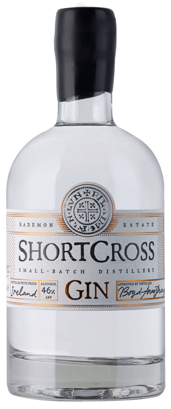Shortcross Gin (70cl) NV