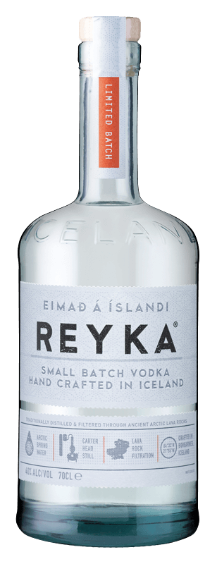 Reyka Icelandic Vodka NV