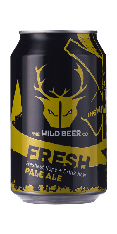Wild Beer Co Fresh Can  (33cl) NV