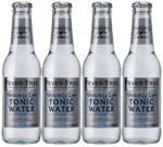 Fever Tree Naturally Light Tonic Water (4x20cl)
