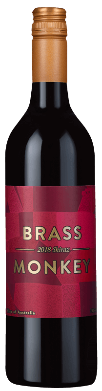 Brass Monkey Shiraz 2018
