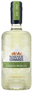 Warner Edwards Harrington Elderflower Gin (70cl)