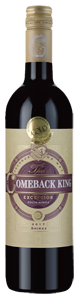 The Comeback King Shiraz 2017