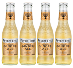 Fever-Tree Ginger Ale (4x20cl)