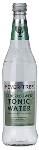 Fever-Tree Elderflower Tonic Water (50cl)