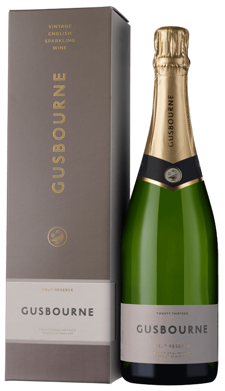 Gusbourne Brut Reserve (in gift box) 2013