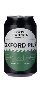 Loose Cannon Oxford Pils (Can)