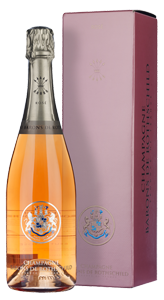 Champagne Barons de Rothschild Rosé (gift box)