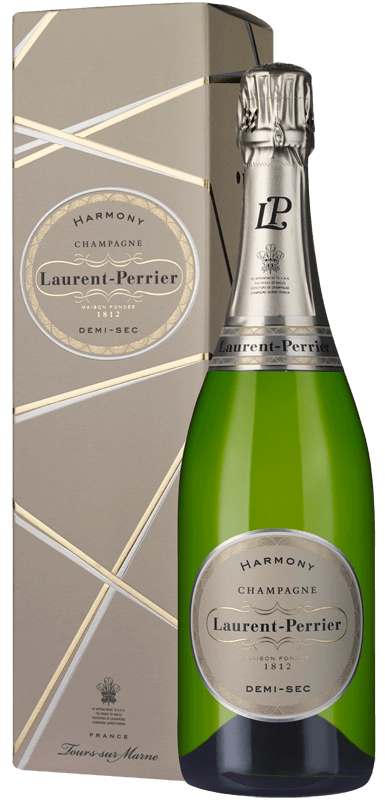 Champagne Laurent-Perrier Harmony Demi-Sec (gift box) NV