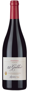 Spier 21 Gables Pinotage (magnum) 2012