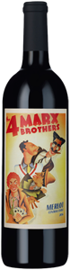 The Four Marx Brothers Merlot 2016