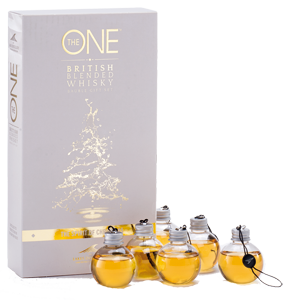 Whisky Bauble Gift set (6x5cl)