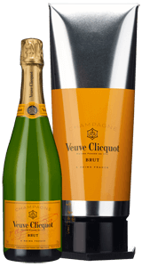Champagne Veuve Clicquot Gouache Yellow Label Brut