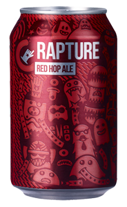 Magic Rock Rapture Red Hop Ale (33cl can)
