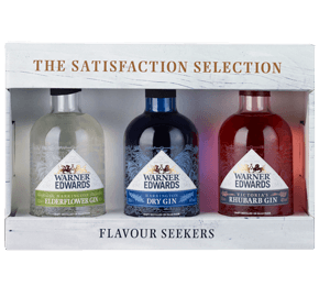 Warner Edwards Best Gins (3x20xcl)