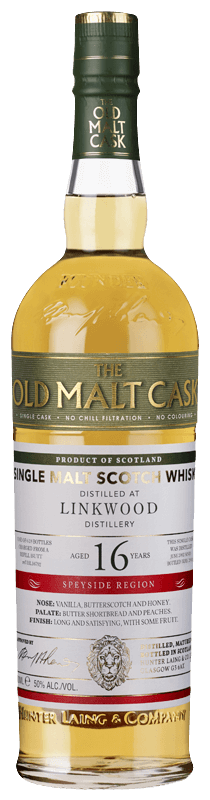 Old Malt Cask Linkwood 16 Year Old (70cl) NV