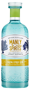 Manly Spirits Coastal Citrus Gin (70cl)