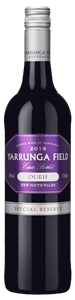 Yarrunga Field Special Reserve Durif 2018