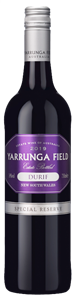Yarrunga Field Special Reserve Durif 2019