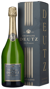 Champagne Deutz Brut Classic (in gift box)