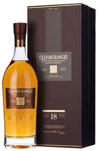 Glenmorangie 18-year-old (70cl in gift box)