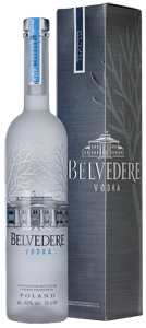 Belvedere Pure (70cl in gift box) NV