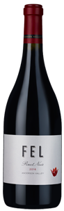 FEL Wines Anderson Valley Pinot Noir 2016