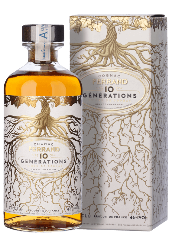 Ferrand Cognac 10 Generations (50cl in gift box) NV