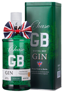 Chase GB Gin (70cl) (in tin box)