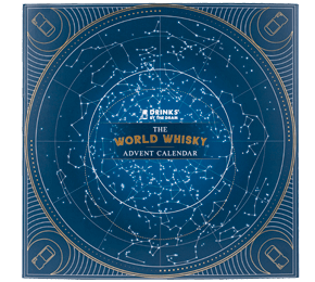 The Whisky Advent Calendar - World Whisky Selection (24x3cl) NV