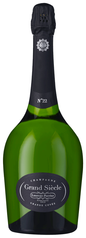 Champagne Laurent-Perrier Grand Siècle Iteration 22 (magnum) NV